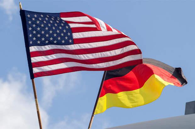 США Германия ФРГ