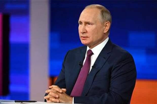 Путин: ЦБ и правительство предпринимают адекватные усилия по борьбе с инфляцией