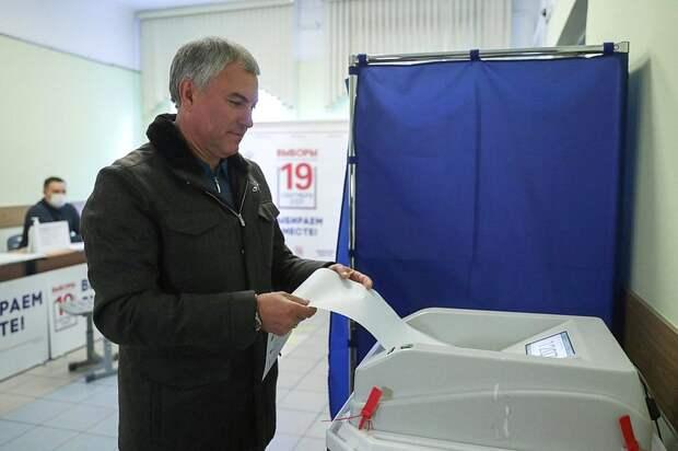 «Единая Россия» побеждает на выборах в Госдуму по итогам обработки 75% протоколов