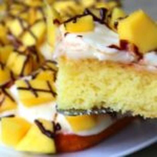 У вас есть 1 яйцо и немного фруктов? Готовьте сразу две порции этого вкуснейшего пирога!