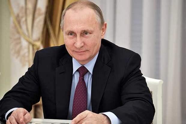 Путин рассказал о планах снабжения войск современным вооружением