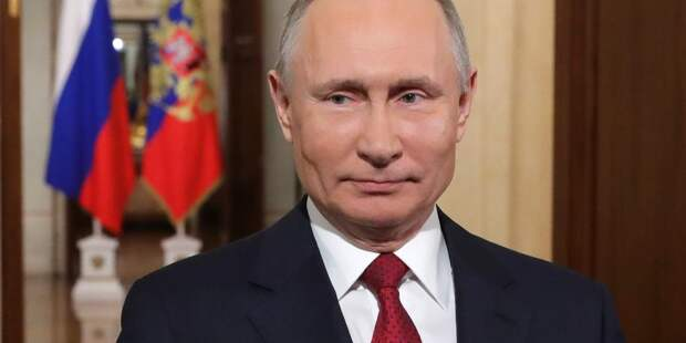 Путин поздравил российских спортсменов