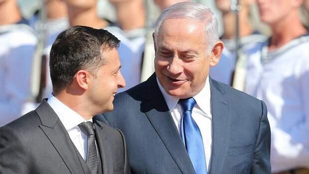 Тель-Авив готов выкупить большую часть Украины