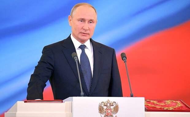 Владимир Путин ответил на критику британского певца Элтона Джона