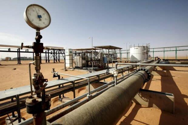 Gazprom EP International возобновила добычу нефти в Ливии
