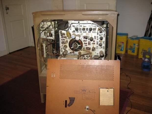 Новая жизнь старого телевизора