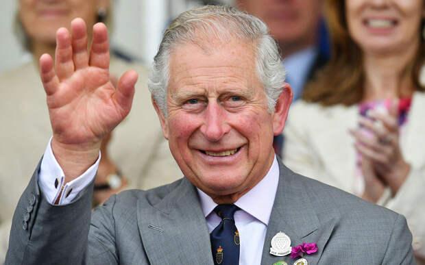 Принц Чарльз очередь на престол