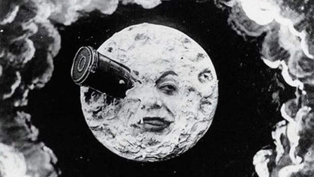 Кинолента «Путешествие на Луну» Автор фото: Star Film