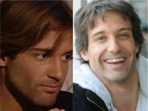 Как сейчас выглядят эти 8 актеров из сериала «Дикий ангел»