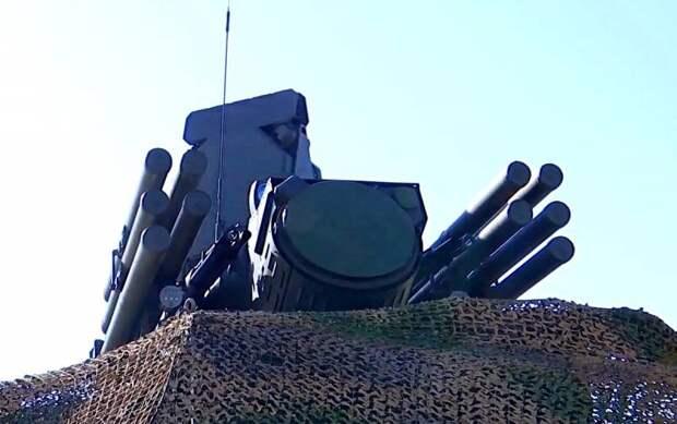 Два беспилотника боевиков сбиты ПВО авиабазы Хмеймим