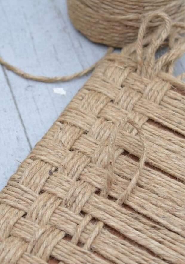 веревка как плести мебель плетение.jpg