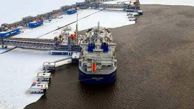 30млн тонн СПГ отгрузил Ямал СПГ