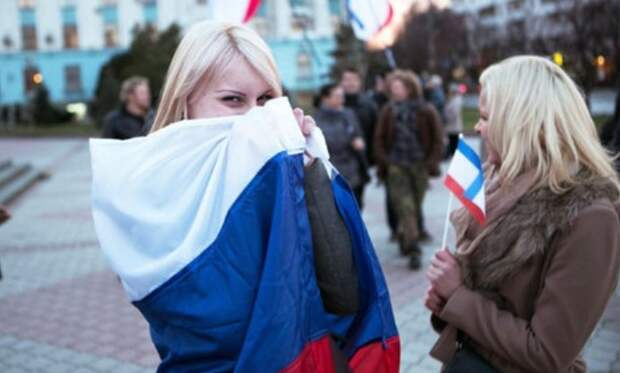 """Американский журналист потрясен: """"Ребята, Крым реально за Россию и Путина, нам врут!"""""""