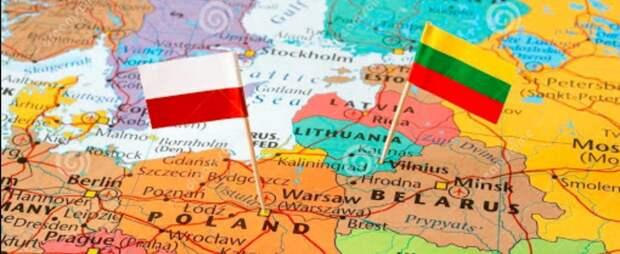 Как Польша и Литва планируют поделить Белоруссию