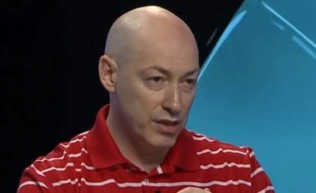 Дима Гордон в суде по иску Петра Порошенко