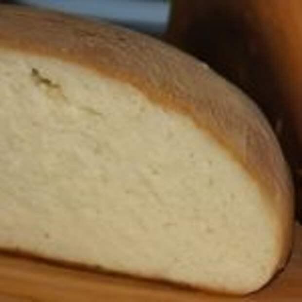 Хлеб на кефире.