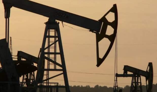 Понижен прогноз подобыче нефти в2021 и2022 годах