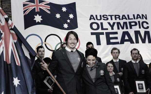 Знаменосец сборной Австралии на ОИ-2014 утонул в океане