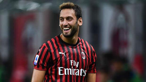 Источник: «Зенит» интересуется атакующим полузащитником «Милана» и сборной Турции