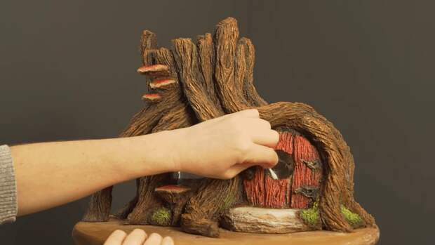 Оригинальный светильник: эффектный интерьерный декор своими руками