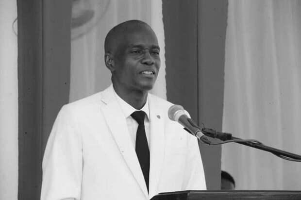 Застрелили президента Гаити