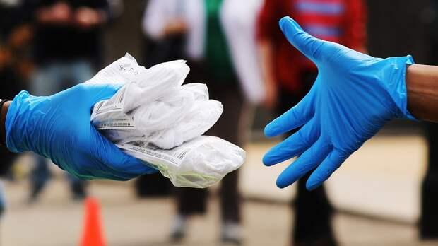 Американский педиатр рассказала онехватке средств защиты откоронавируса: «Надеваем мусорные мешки поверх одежды»