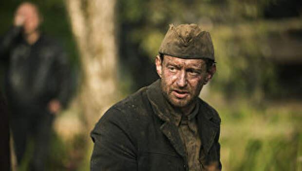 Кадр из фильма Собибор