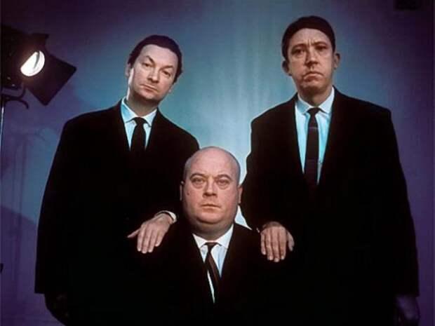 Знаменитая троица: Трус, Бывалый и Балбес   Фото: nnm.me