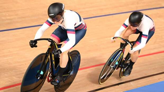После пьедестала Рио-2016 Шмелева и Войнова поднялись на подиум Токио-2020
