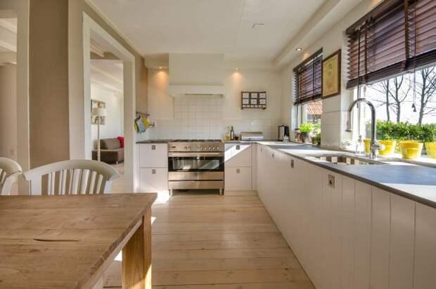 5 вещей, которых следует избегать на маленькой кухне