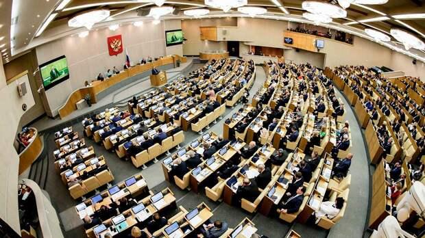 Поправки о мерах поддержки семей с детьми приняли в Госдуме