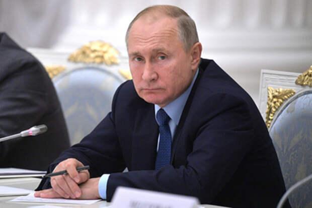 Владимир Путин призвал сделать российский воздух чище, чем в ЕС