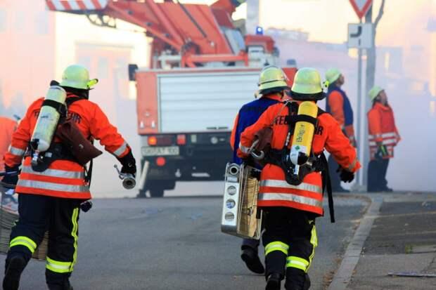 На Юровской произошло возгорание от непотушенной сигареты