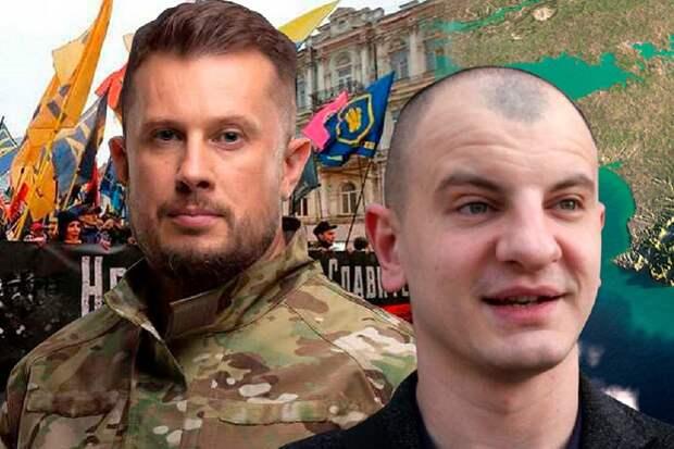 «Показывайте своё геройство не ветеранам в Киеве, а в Крыму»