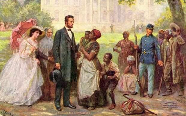 Станут ли афроамериканцы отдельной нацией