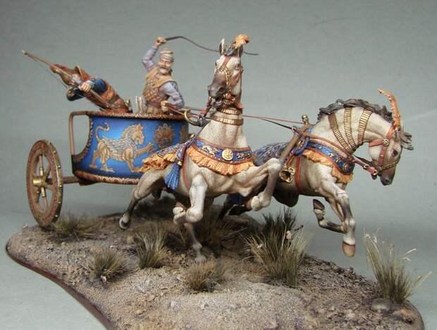 В Помпеях нашли отлично сохранившуюся римскую колесницу I века