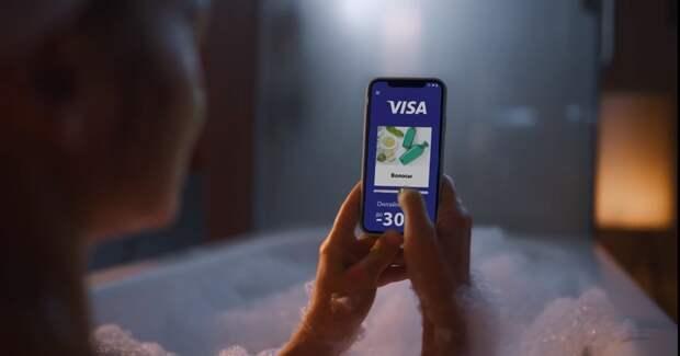 Visa назвала своими глобальными партнерами Wieden + Kennedy и Publicis Groupe