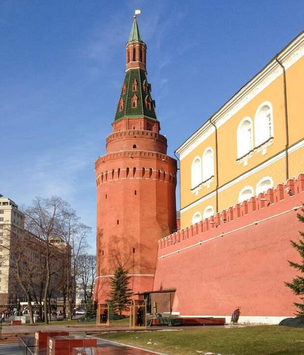 5 секретов Московского Кремля