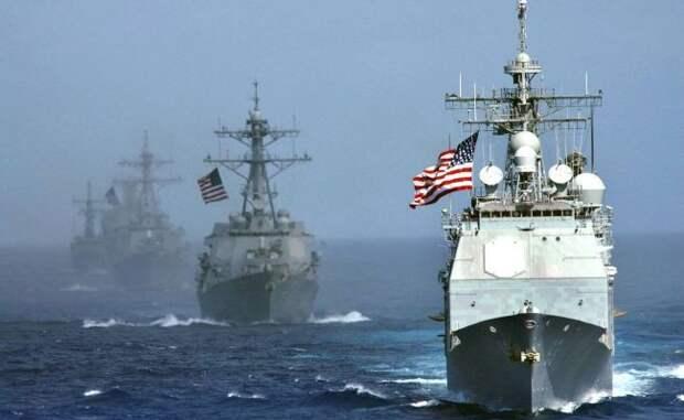 США готовят наступление наРоссию вЧерноморском регионе