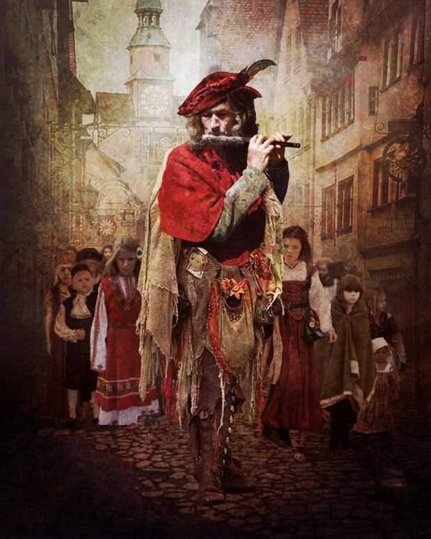 Гамельнский Крысолов: сказка и реальность