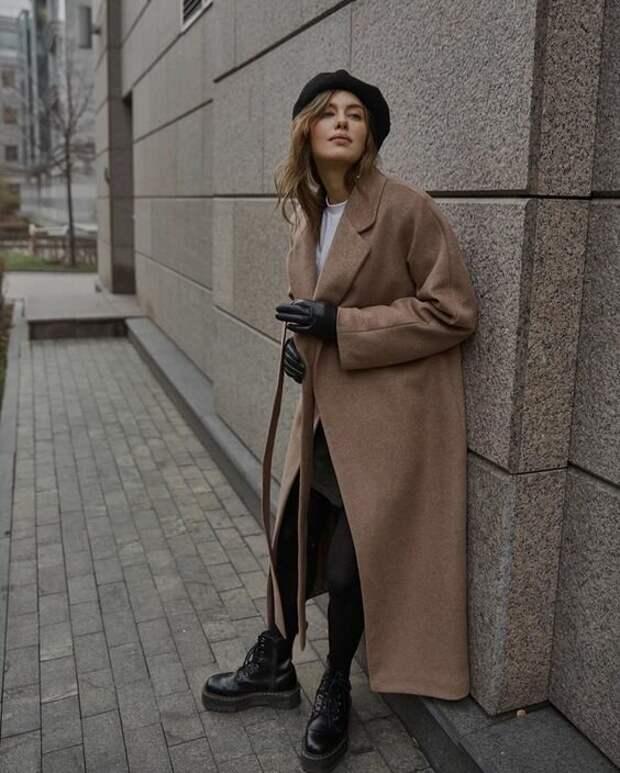 Пальто зима 2021: Беспроигрышные фасоны для видных дам