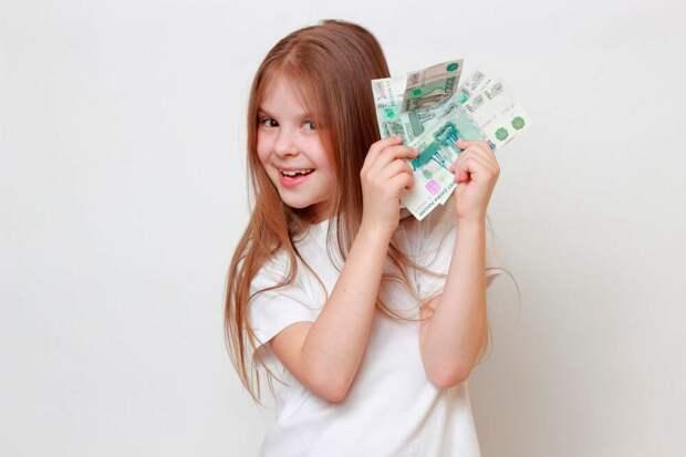 Когда можно будет оформить выплаты на детей от 8 до 16 лет?
