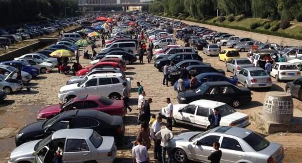 Подержанные автомобили подешевеют в России в июле 2021 года