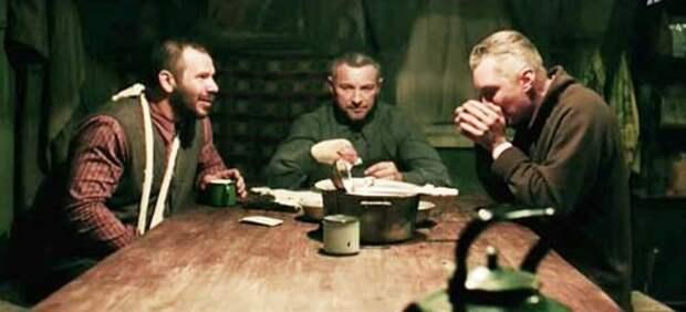 Кадр из сериала «Штрафник»