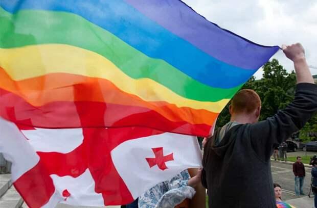 Пятнадцать грузинских политических партий обязались защищать права ЛГБТ