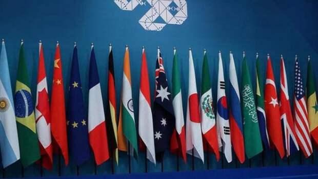 Комитет для мониторинга мер постабилизации рынка нефти создает G20