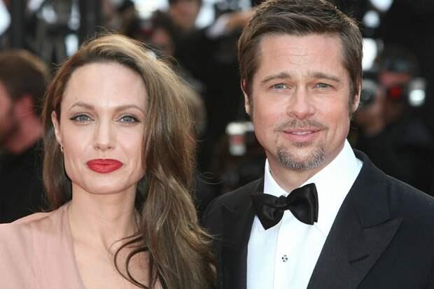 Брэд Питт добился совместной опеки над детьми от Анджелины Джоли