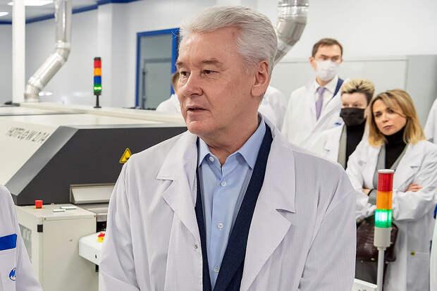 Собянин объяснил рост заболеваемости коронавирусом после майских праздников