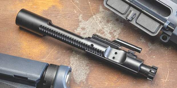 Самые мощные винтовки на базе AR-15