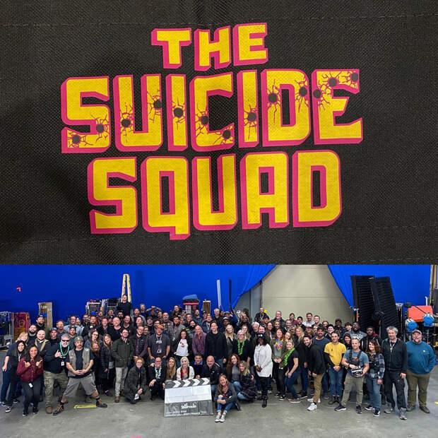 Закончились съёмки «Отряда самоубийц» Джеймса Ганна